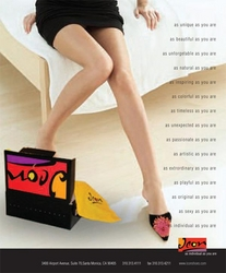Click ad to view ICON campaign